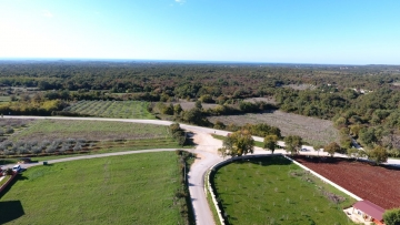 Građevinsko zemljište na prodaju Baderna Poreč